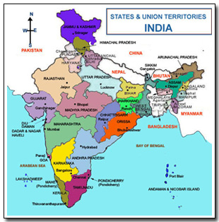 list of all states in india and its capital pdf