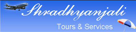 Travel agency Kolkata - Shradhyanjali Tours and Services